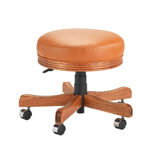 438 Backless Game Chair / Vanity Stool