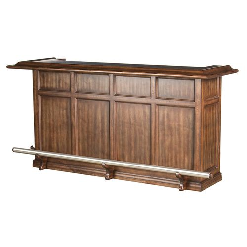 Huntington 7' Bar with Catalina Return