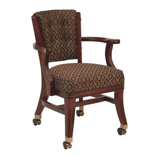 960 Club Chair w/ Casters
