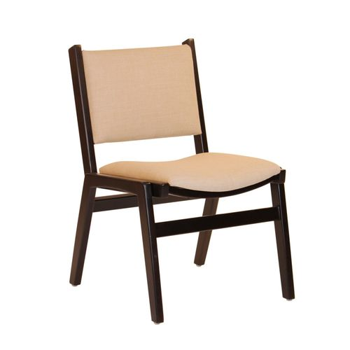 Spencer Armless Stacking Chair