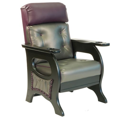 Mann Sports High Back Theater Chair