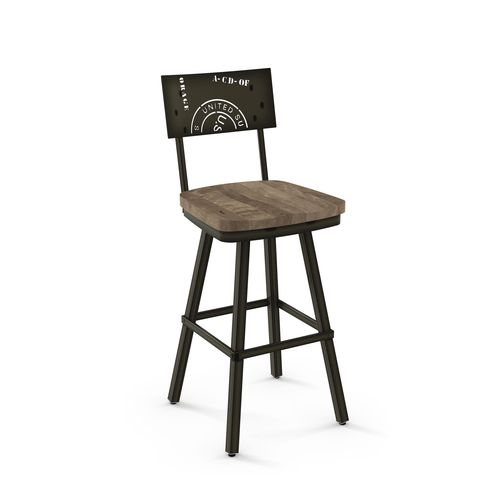 Jameson Swivel Stool