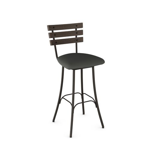 Lodge Swivel Stool