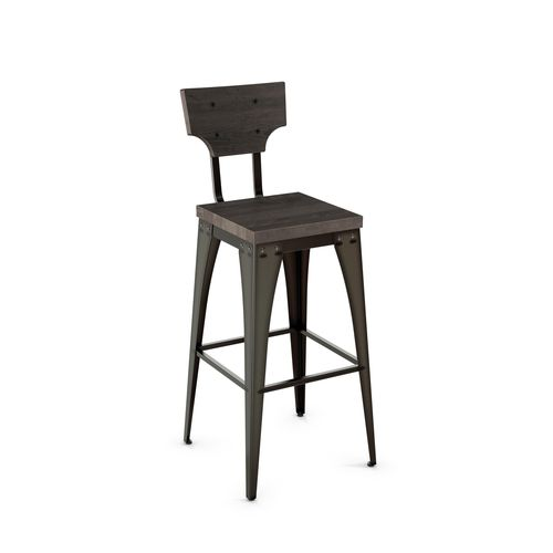 Station Non Swivel Stool