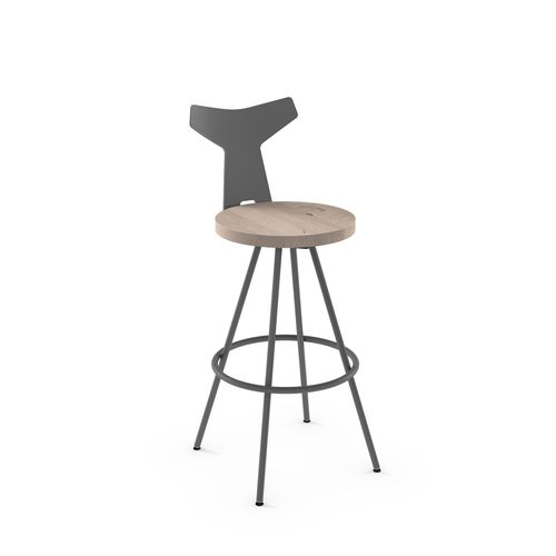 Ulrik Swivel Stool
