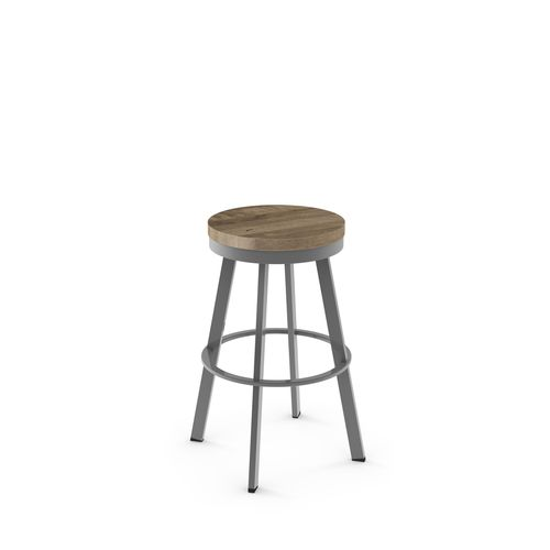Warner Swivel Stool