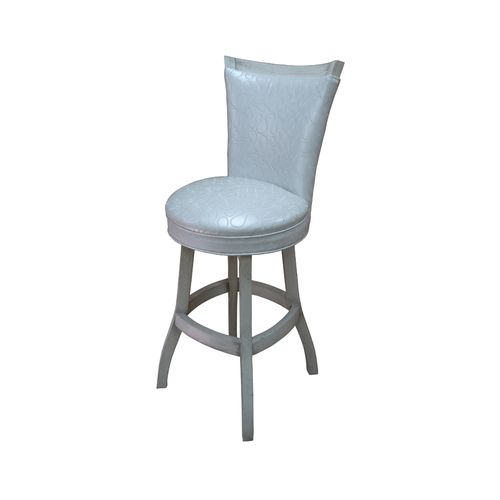 Antigue Swivel Barstool