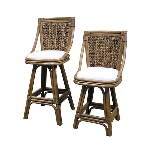 Tropical Cove 4075 Swivel Barstool
