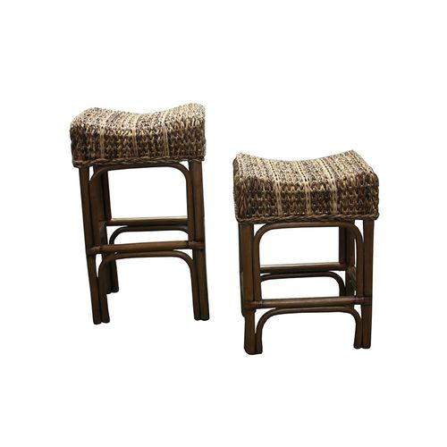 Tropical Cove 4075 Backless Barstool
