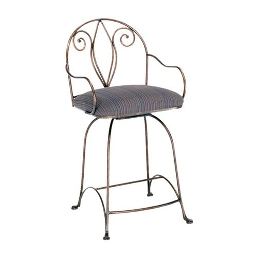 34 - 35 Swivel Bar Stool