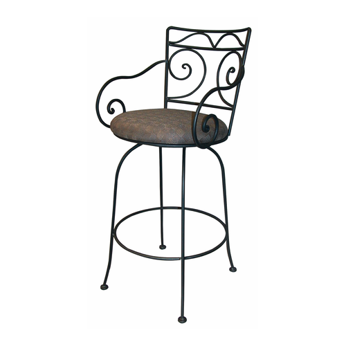 54 - 55 Swivel Bar Stool