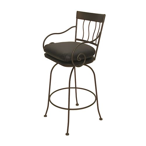 58 - 59 Swivel Bar Stool