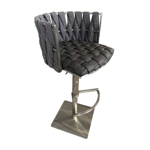 Belize Stainless Steel Barstool