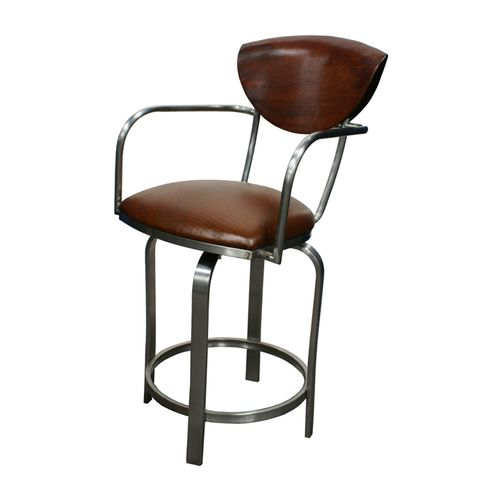 511 Stainless Steel Barstool