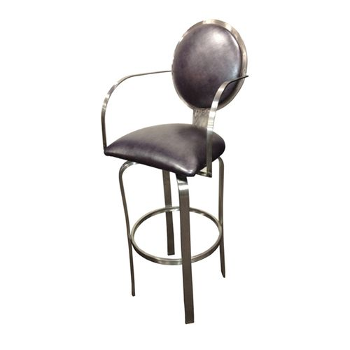 521 Stainless Steel Barstool