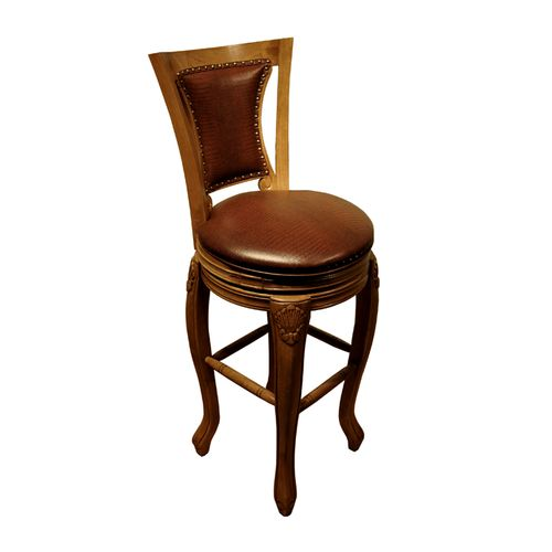 Thai Swivel Barstool
