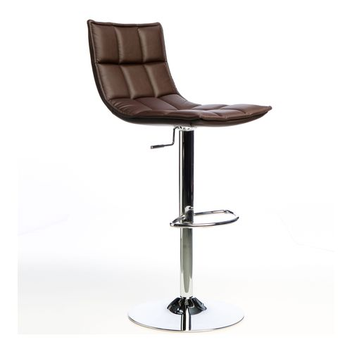 Kube Swivel Stool