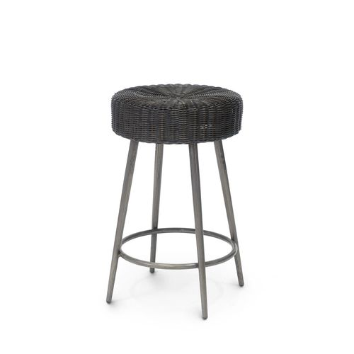 Burnett Swivel Barstool