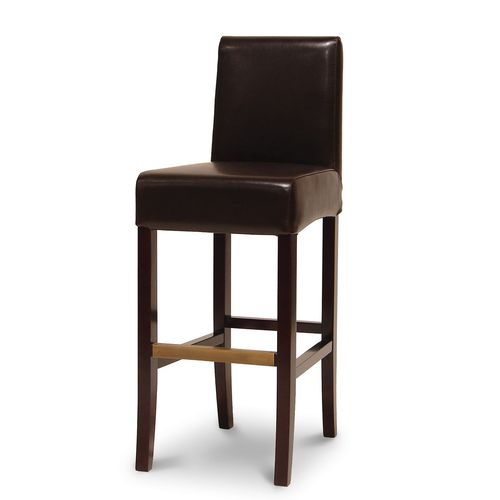 Hudson Leather Barstool