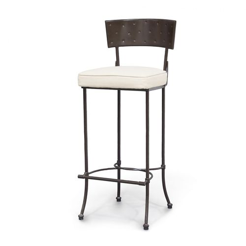 Martini Iron Barstool